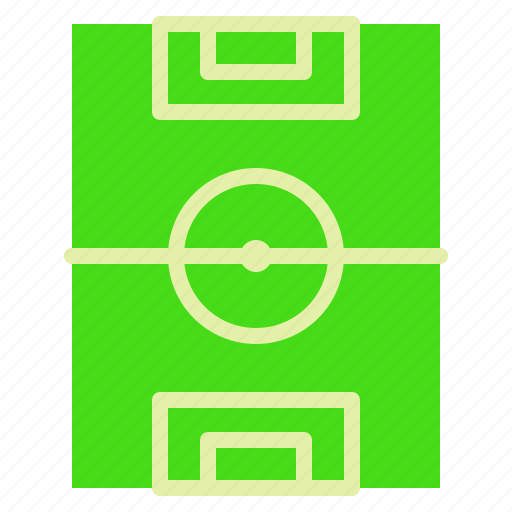 fied, field, football, soccer, sports, stadium icon