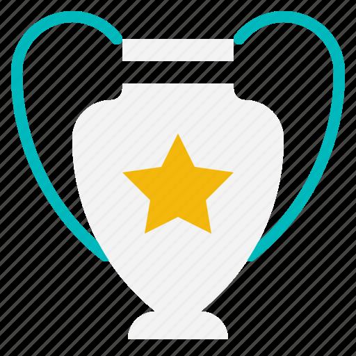 champion, football, trophy, winner icon