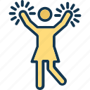 character, dance, genre, match dance icon
