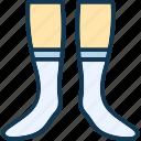 clothing, pair of socks, underwar, warm icon