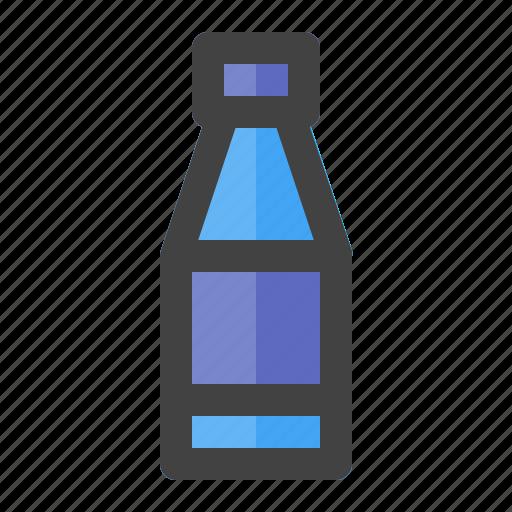 bottle, drink, fresh, health, healthy, plastic, water icon
