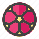 ball, championship, equipment, football, play, soccer, team icon