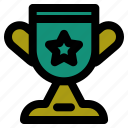 award, cup, medal, prize, trophy, winner icon