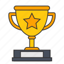 achievement, award, champion, cup, mvp, tournament, trophy icon