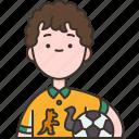 australia, football, player, athlete, sportsman