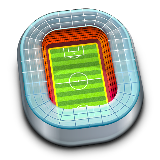 stadium icon. Field, Football, Soccer, Sport, Stadium Icon P