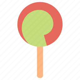 candy, food, lick, lollipop, popsticle, sweets, treat icon