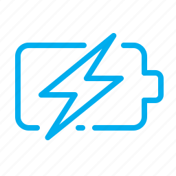 battery, charge, charging, electricity, loading, plug icon