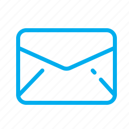 envelope, mail, mailbox, paper, send, texting icon
