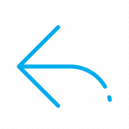 arrow, files, mail, mailbox, reply, sending, texting icon