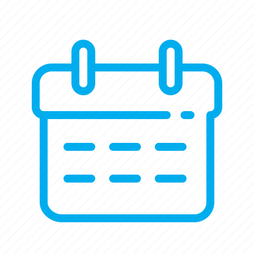 calendar, chart, event, office, schedule icon