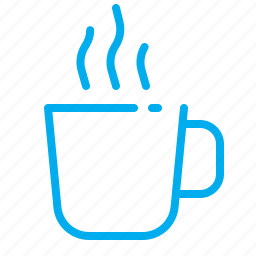 caffe, coffee, conversation, cup, mug, tea icon