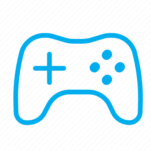 action, controller, game, gamepad, hardware icon