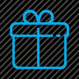 birthday, buy, present, promotion, shop, shopping icon