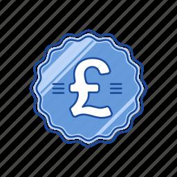 british pound, cents, coins, money icon