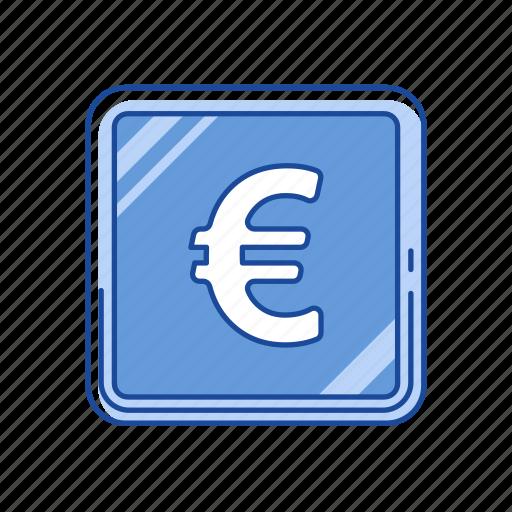 coin, euro, euro coins, money icon