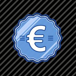 coins, euro, euro coins, money icon