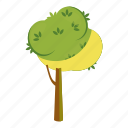 blog, cartoon, nature, plant, thick, tree, trunk icon