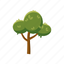 blog, branch, cartoon, fluffy, nature, plant, tree icon