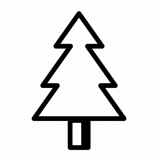 christmas tree, forest, holiday, logging, pine tree, tree, trees icon