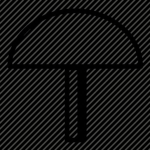 gardening, lawn, nature, outdoors, tree, trees, umbrella tree icon