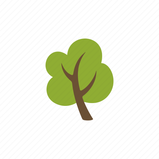 forest tree, garden, leafy, nature, plant, tree, wood icon