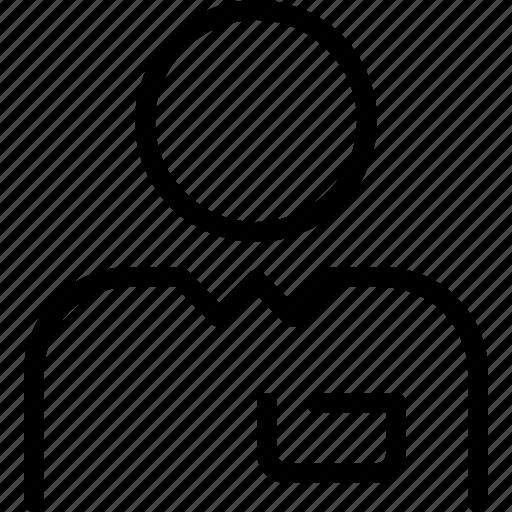 account, avatar, face, man, person, profile, user icon