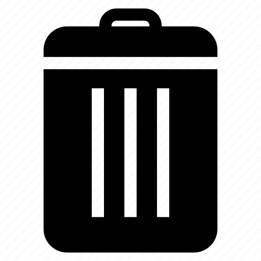 Delete, trash, bin, remove icon - Download on Iconfinder