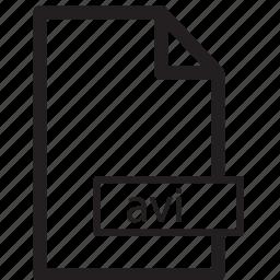 avi, computer, file, format, send, share icon