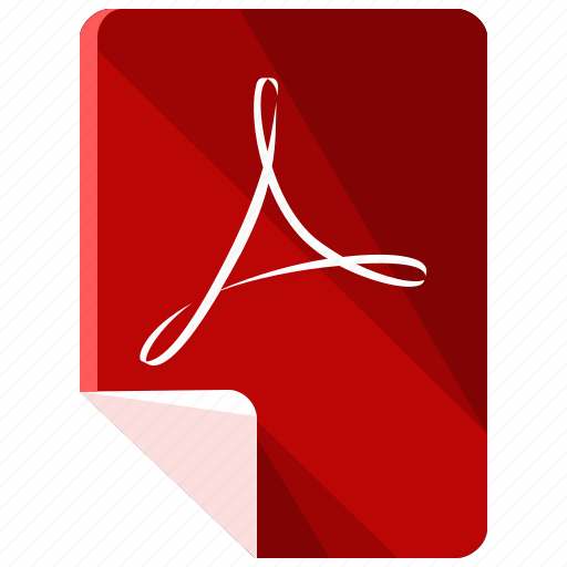 adobe, extension, file, format icon