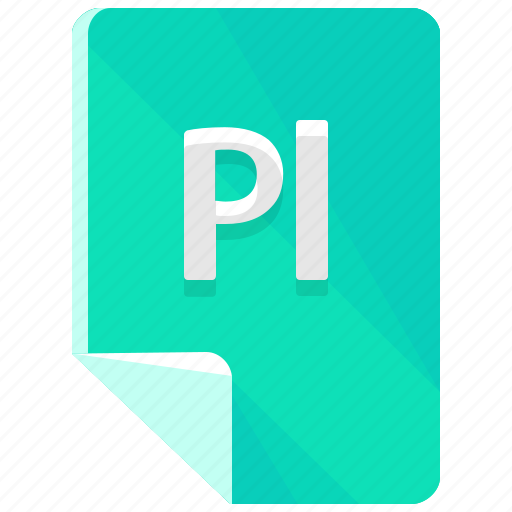 extension, file, format, pl icon