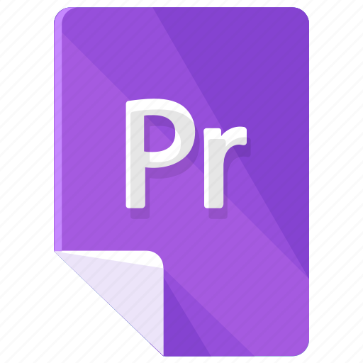extension, file, format, pr icon
