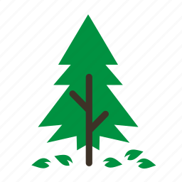 forestry, forrest, old, pine, spike, tree, trees icon