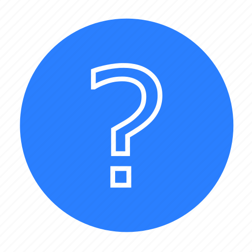 about, ask, faq, guide, help, information, question icon