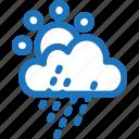 cloud, cloudy, rain, rainy day, sun, sunny, weather icon