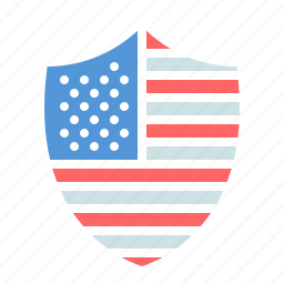 america, american, independence day, insignia, july 4, reward, shield icon
