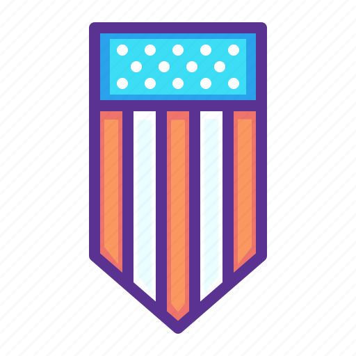 america, american, fourth of july, independence day, insignia, july 4th, shield icon