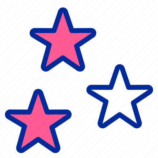 america, american, celebrate, fourth of july, independence day, july 4th, star icon