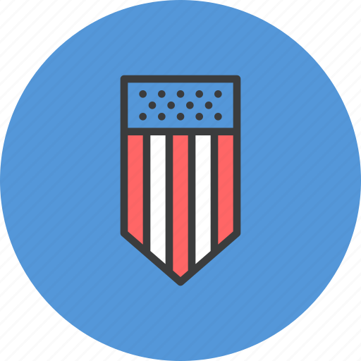 america, american, fourth of july, independence day, insignia, july 4, shield icon