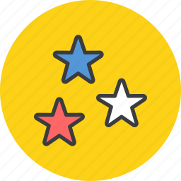 america, celebrate, fourth of july, independence day, july 4, star, stars icon