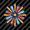 exploding, fireworks, celebration, firework, fourth of july, independence day, july fourth
