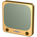 appliance, arrangement, cinema, computer, device, display, mechanism, monitor, movie, screen, structure, system, television, tube, tv, video, youtube icon