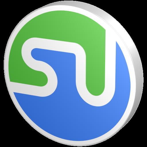 button, knob, pin, snap, social, stumble, stumbleupon, tack, upon icon