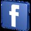 blue, button, dark blue, facebook, knob, navy blue, pin, sapphirine, snap, tack icon