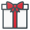 birthday, box, christmas, gift, present icon