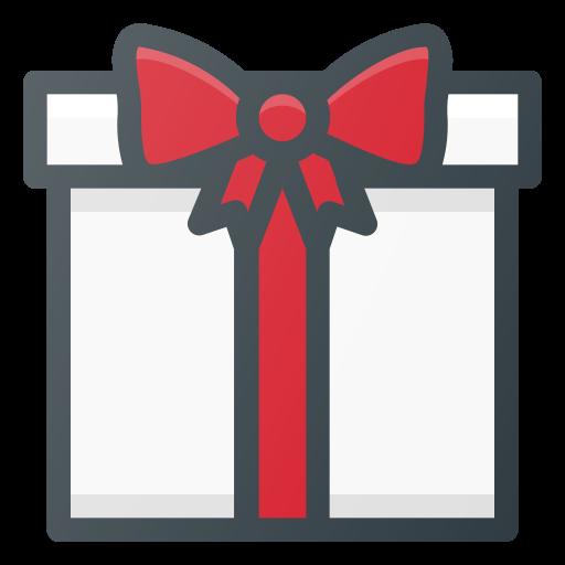 Box, gift, birthday, christmas, present icon