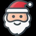 claus, christmas, santa