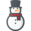 christmas, game, snowman, winter icon