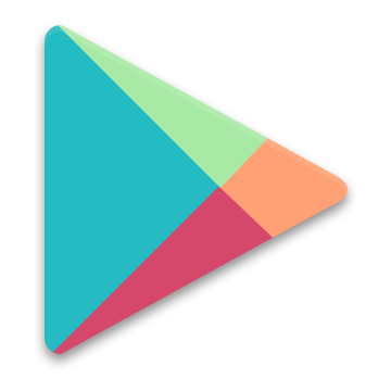 Image result for google play icon png