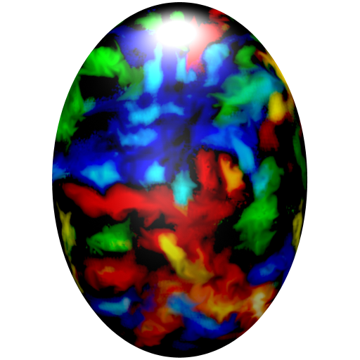 easter, egg, gem, jewel, opal, opalescent, opalesque, opaline, precious, stone icon